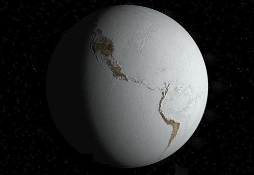 """Ученые успокаивают, что наша планета никогда больше не станет """"снежным комом"""""""