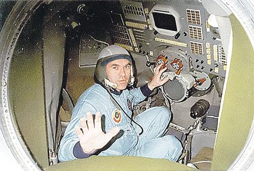 Сергей Кричевский называет себя мечтателем.