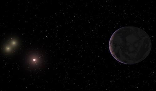 Планеты у красных карликов - самое место для инопланетян