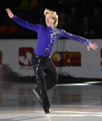Плющенко в Сочи сможет завоевать две медали: в  одиночном разряде и в командных соревнованиях.