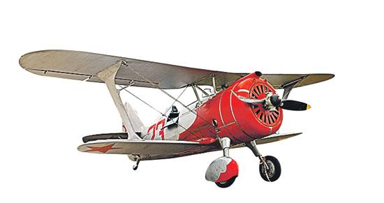 7 Мотор М-25 для истребителя И-15