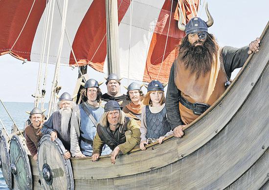 Банды викингов постоянно кошмарили славян. Могли наши предки посадить врагов на престол?