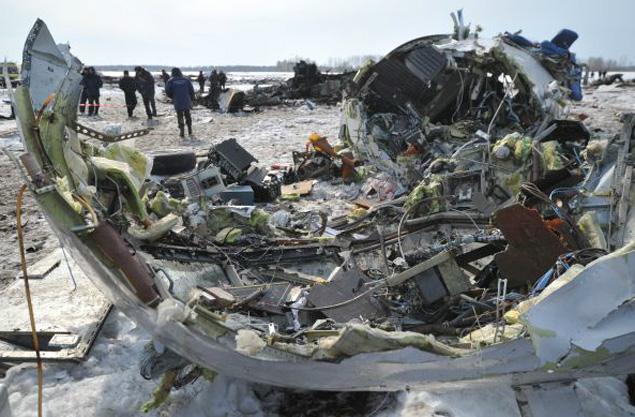 То, что в катастрофе выжили 12 человек, спасатели считают чудом.