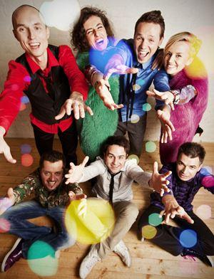 Группа «Фрукты» допелась до попадания на ТВ.