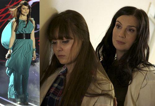 Вероника Лысакова умудряется и в кино сниматься с Екатериной Стриженовой, и на шоу петь.