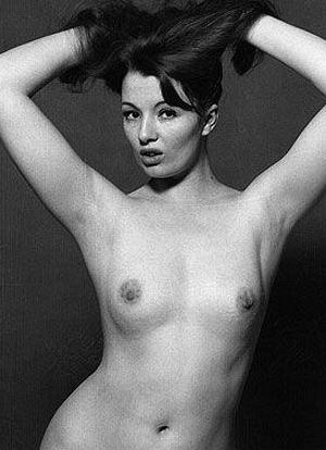Кристина Килер пыталась рядиться в одежды главной секс-шпионки XX века.