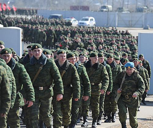 Российская армия не досчиталась 250 тысяч бойцов