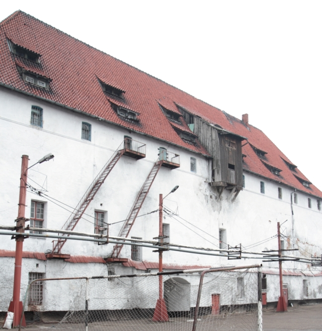 Главная достопримечательность Гвардейска — замок Тапиау.