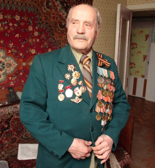 Алексей Круталевич ушел на войну в 16 лет.