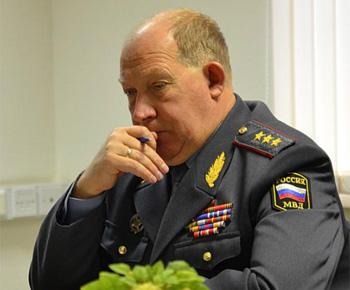 Виктор Кирьянов, МВД транспорт