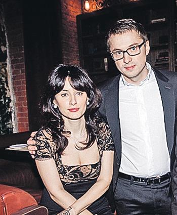 Тина Канделаки и Василий Бровко так долго и тесно сотрудничают, что им давно  пора «приписать» романтические отношения.