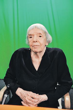 Людмила Алексеева: «Смертная казнь ожесточает людей».