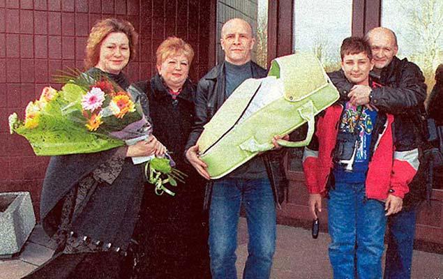 2005 погиб муж: