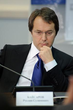 Руслан Байсаров, генеральный