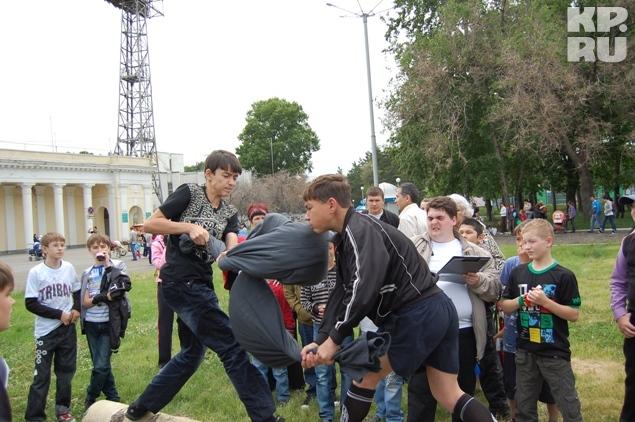 В Хабаровске прошел Сабантуй