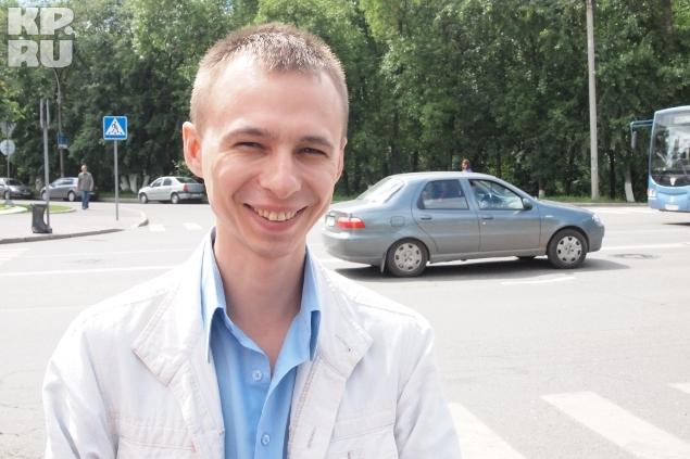 Антон Мусихин: «Такая разметка будет наноситься в основном на магистральных улицах и на въездах в Вологду».