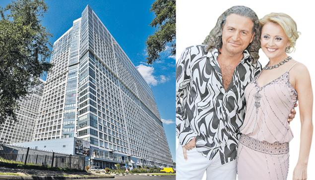 Звездная пара Агутин - Варум купили в этом доме квартиру за 22 миллиона. Но документы на нее никак не могут получить.