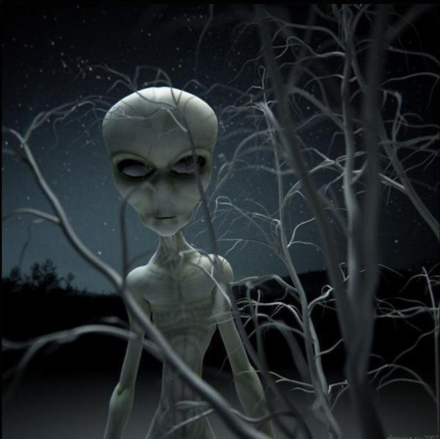 Хорошо бы, чтобы инопланетяне, которые прилетят нас захватывать, оказались бы не очень злыми