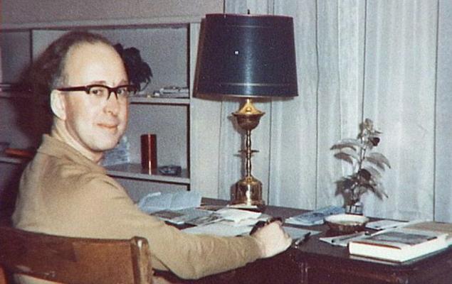Таким Питер Хиггс был в 1964 году, когда придумывал свой бозон