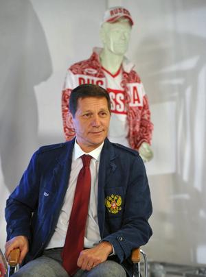 Президент Олимпийского комитета России Александр Жуков рассказал о перспективах нашей сборной - они весьма оптимистичные