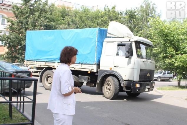 На Кубани груз из Вологодской области уже ждут