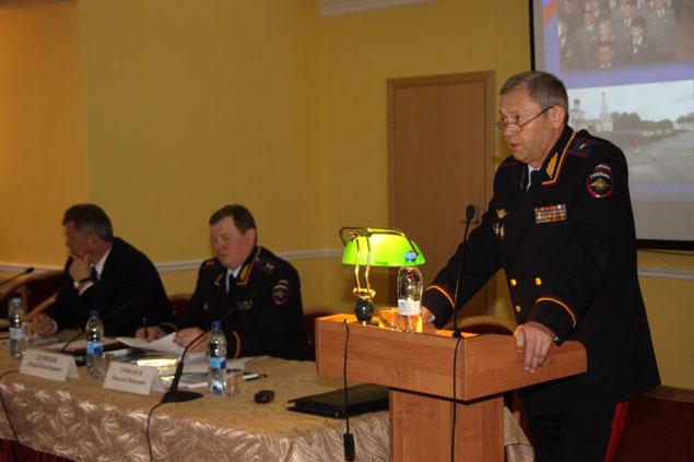 В течение трех дней участники семинара намерены обменяться опытом в сфере охраны общественного порядка.