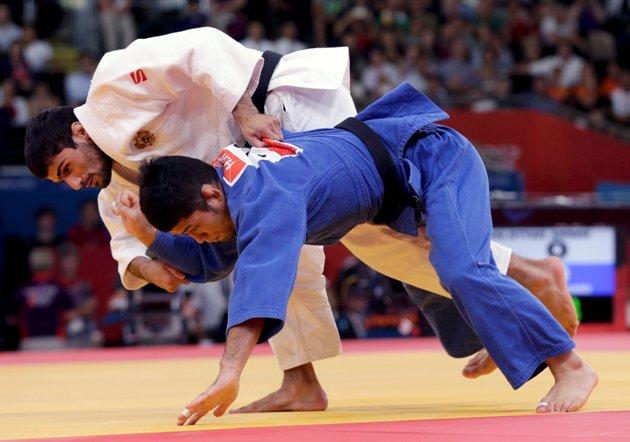 Россиянину удалось одержать победу над японским спортсменом