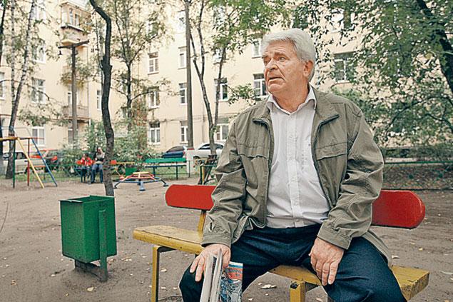Москва, 2010 год. Борис Спасский незадолго до инсульта.