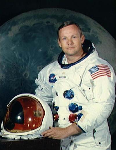 Таким Нила Армстронга запомнил весь мир