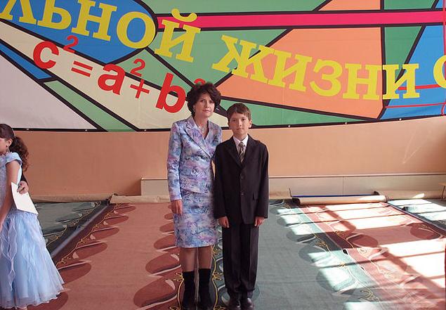 Выжившая Ирина Гацуцова. Ее сын Гоши находится в коме