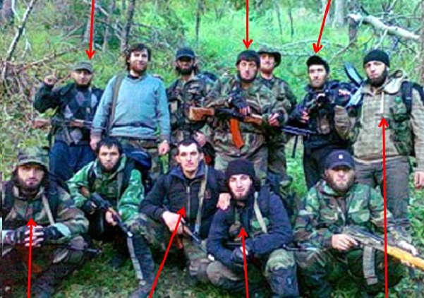 Ахмед алиев активный член махачкалинской бандгруппы
