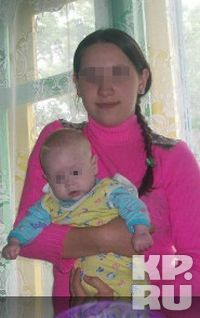 21-летняя Анна потеряла дочку, когда гостила у своей старшей сестры в деревне.