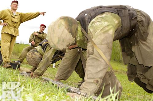 Кто губит подготовку военной элиты России