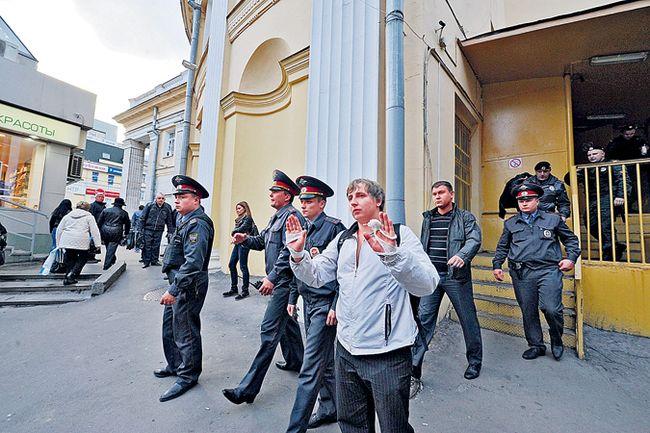 Кирилл Панченко попросил своих защитников разойтись.