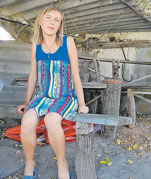 Ирэн Шмунк переселилась в Атамановку этим летом. Пока ей все нравится. Почти...
