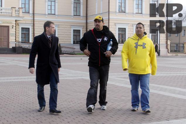 Кремлевская площадь поразила американского гиганта