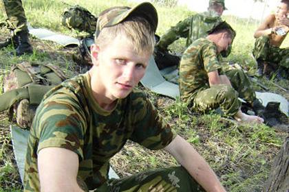 Алексей Голещихин шесть лет прослужил в армии
