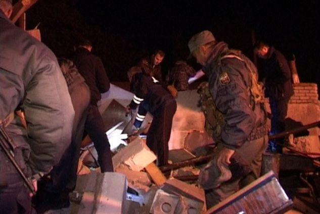 В Северной Осетии прогремел мощный взрыв