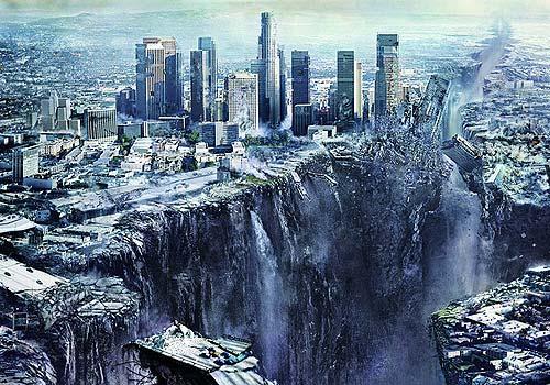 Картину апокалипсиса нарисовал Роланд Эммерих в фильме «2012». Но ученые против.