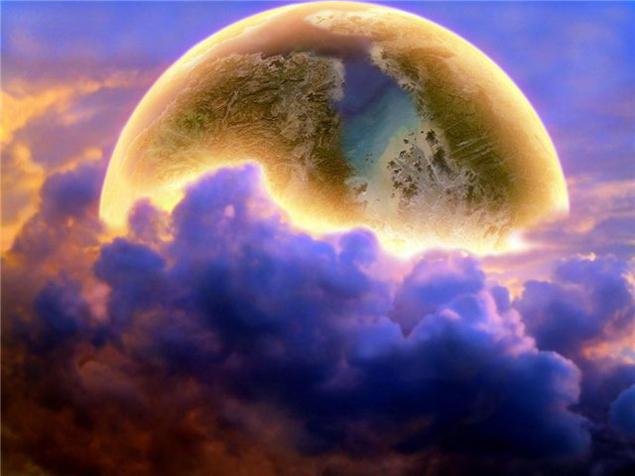 Земля могла первой из всех планет во Вселенной приютить жизнь
