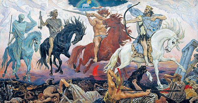 «Желаю ему бессмертия», - писал Максим Горький о несостоявшемся священнике и авторе картины «Воины Апокалипсиса» Викторе Васнецове.