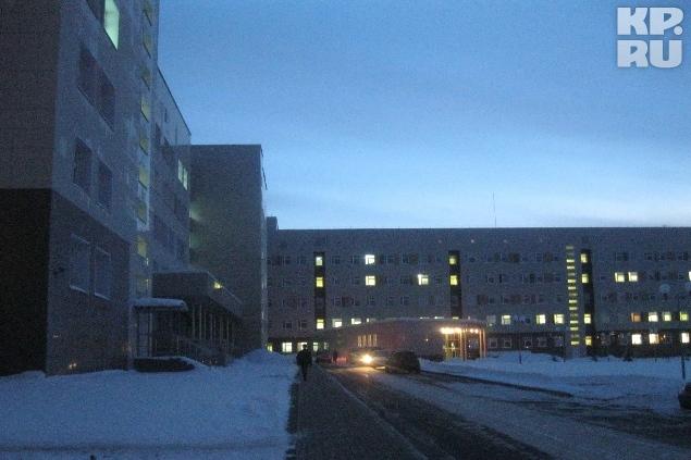 Новое здание областной детской больницы признано открытием года