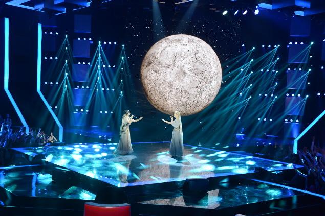 Эльмира Каллимулина выступала вместе с наставницей Пелагеей