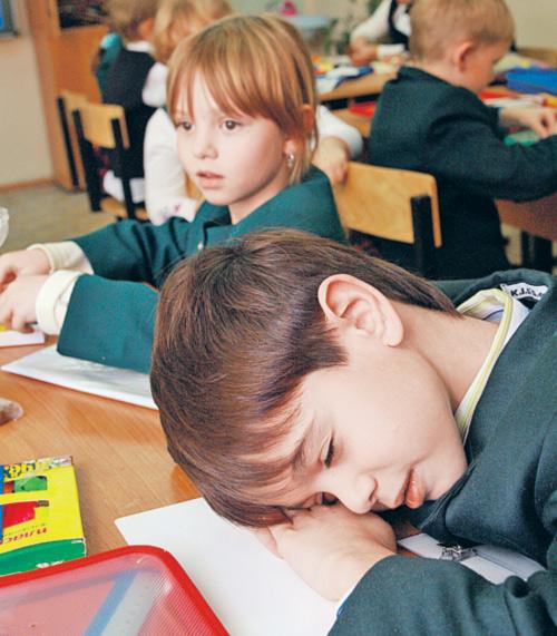 Каникулы заканчиваются... Ничего, в школе отдохнем!