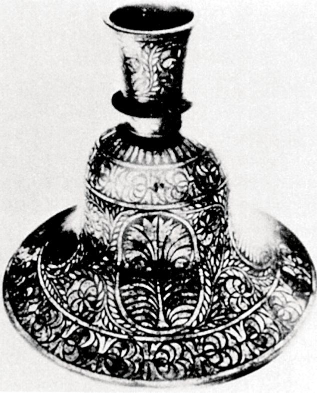 Самая древняя ваза на Земле. Трудно поверить, но ей 534 миллиона лет.