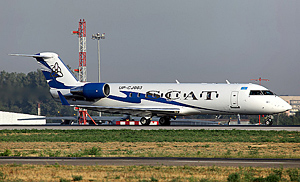 Bombardier Canadair Regional Jet200