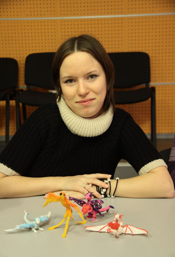 Победительница -Татьяна Макухина.