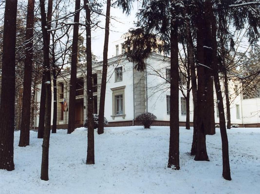 Резиденция Вискули, Беловежская пуща.