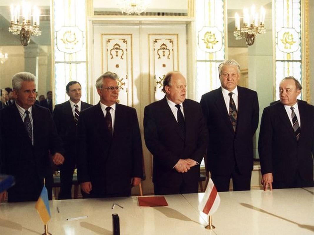Кто последний видел оригинал Беловежского соглашения?