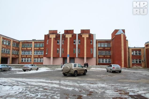 Школа, в которой учится младший брат звезды.